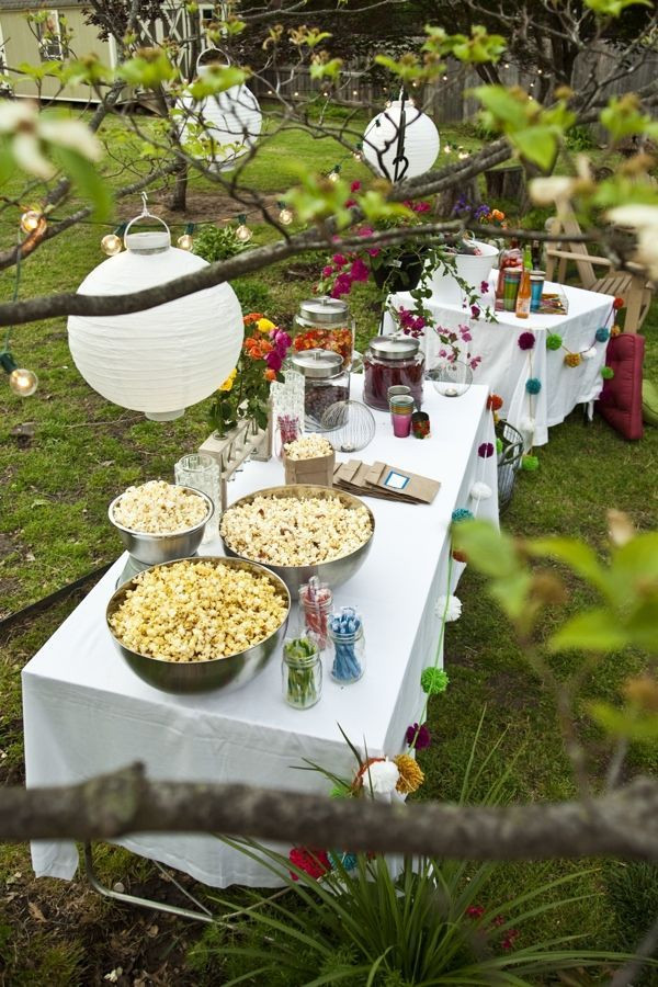 23 Of the Best Ideas for Backyard Sweet 16 Party Ideas ...