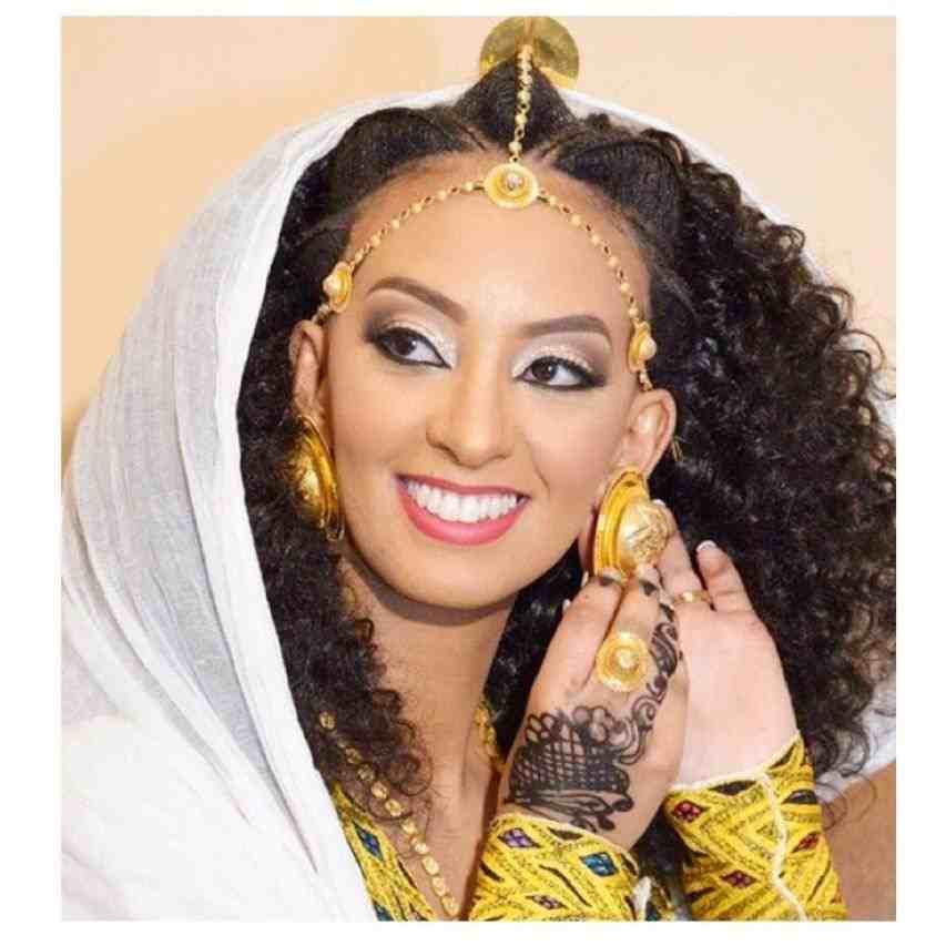 Wedding Hairstyles Ethiopian: The Best Ideas For Ethiopian Wedding Hairstyle