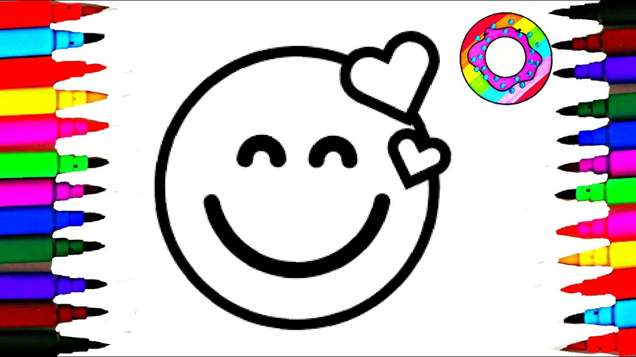 the best ideas for emoji coloring pages for kids - home