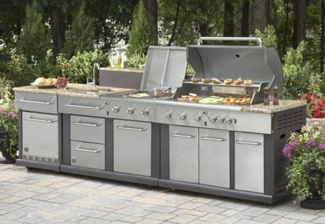 Charming Outdoor Kitchen Appliances Costco